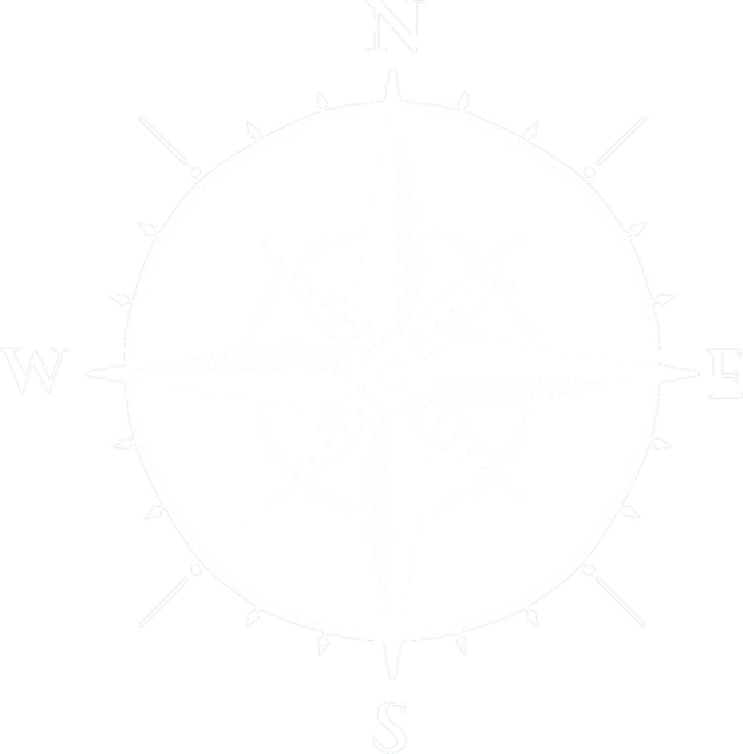 Hand-drawn-vintage-compass2weiss